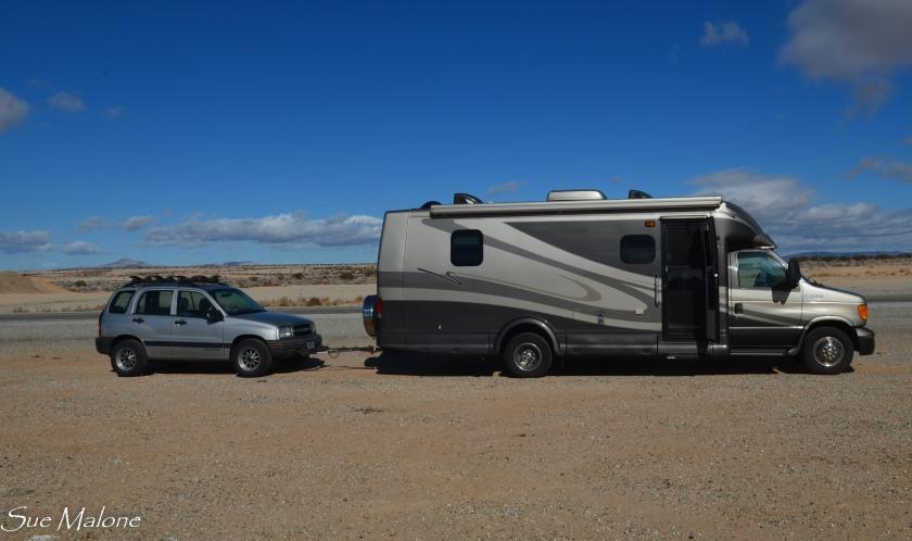 Bakersfield to Desert Hot Springs-13